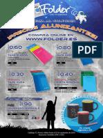 2019 Catalogo Folder Escolar