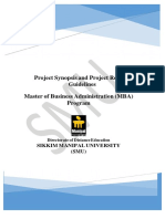MBA Project Guidelines.pdf
