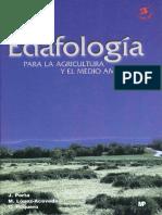 Edafología Para La Agricultura y El Medio Ambiente, 3ra Ed - Jaime P. Casanellas