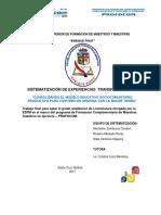 CONSOLIDANDO EL MODELO EDUCATIVO SOCIOCOMUNITARIO PRODUCTIVO PARA VIVIR BIEN EN ARMONIA CON LA MA.pdf