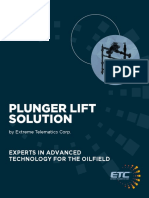 plunger lift solution