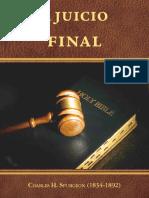 EL JUICIO FINAL Charles h. spurgeon.pdf