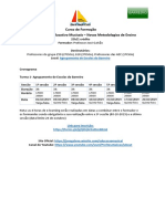Formacao Gratuita - Recursos Educativo Musicais - Novas Metodologias