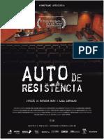 Poster Auto de Resistência
