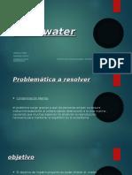 dron agua