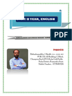 2nd PUC English Notes