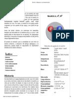 Neutrón - Wikipedia, La Enciclopedia Libre