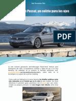 Iván Hernández Dala - Volkswagen Passat, un colirio para los ojos