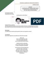 Ficha Técnica - La Justicia en La Vida y Obra de César Vallejo y Su Relación Con El Contexto Actual Trilce Xviii y Xxii - Carta a Antenor Orrego