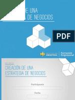 Plantilla Creación de una estrategia de negocios.pdf