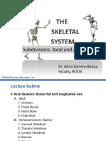 Skeletal Subdivisions