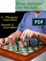 Defy Your Doctor and Be Healed PDF book - C. Thomas Corriher