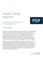 MPLS for mission-critical networks Converging robust, reliable services for critical applications.pdf