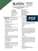 Soal PTS Bisnis Online Semester 1