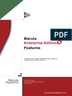 Bacula Enterprise v8 Mainfeatures