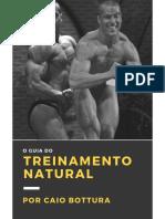 Caio Bottura - Guia Natural Bodybuilding