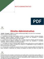 Q-direito Administrativo- Instituto Óliver