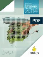 Informe El Aceite Usado en España 2014