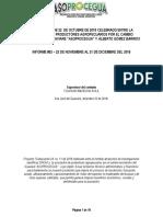 Informe Asoprocegua - Alberto Gomez- Diciembre