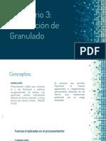 Formas Farmacéuticas Granulado Quim. Armando Narváez