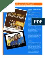 FCC  November 2010 Newsletter