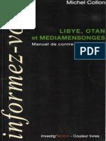 Michel Collon Livre Libye, Otan Et Mediamensonges