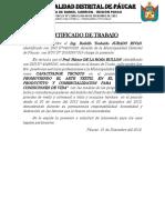 Certificado Paucar Rodolfo