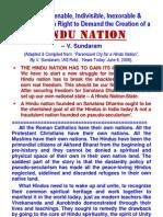 Hindu Nation v Sundaram