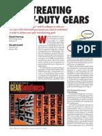 Heat Treating Heavy Duty Gears