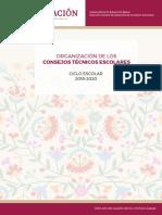 Organizacion-CTE 2019_2020 VF