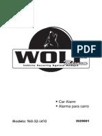 Alarma Wolf Magnum 960-S2-L410