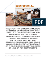 Ensembles From 8 Countries (Music) (6!18!19)