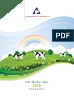 Laporan Keuangan Tahunan PT Ultrajaya Milk