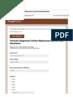 Gmail - Formulir Registrasi Online Mahasiswa Lama Prodi Akuntansi