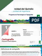 P.2018.Generalidades y Proyecciones