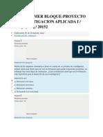 Parcial Aplicada II