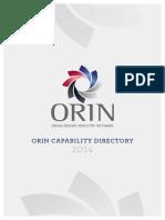 ORIN Directory V6