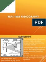 Realtime Radiography