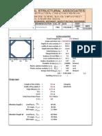 Waling strut - diagonal.xlsx.pdf