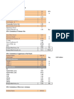 Epa Calculation for towers