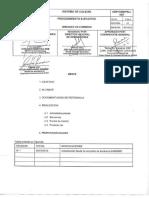 PEJ_CEM_007 - Procedimiento Ejecutivo Unidades en Comision