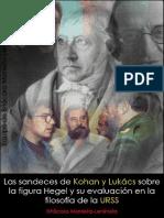 Las sandeces de Kohan y Lukács sobre la figura Hegel y su evaluación en la filosofía en la URSS.pdf