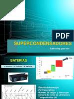 SUPERCONDENSADORES PPT