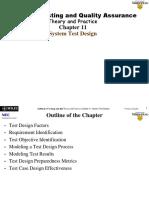 SystemTestDesign