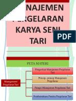 1. Manajemen Pagelaran Tari (2)