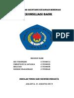Makalah Rekonsiliasi Bank