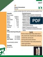 Amnovin Pro Liquid Vetfosys