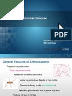 E.coli, Kleb & Proteus