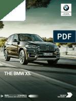 2018+BMW+X5+Brochure