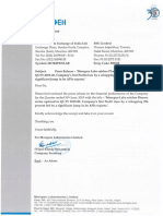 Morepen Laboratories Press Release Q1.pdf